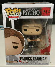 Funko Pop! American Psycho #942 Patrick Bateman Mint