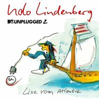 Udo Lindenberg - MTV Unplugged 2 - Live vom Atlantik 2CD NEU OVP