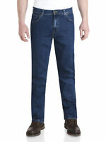 Wrangler Durable Stretch Denim Jeans Basic Regular Fit Darkstone Blue W10I23009