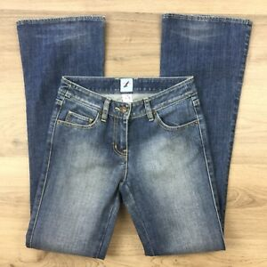 Sass & Bide Women's Jeans Boot Cut Stretch Size 26 (or Size 8) L32.5 (BP8)