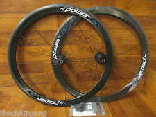 CYCLEOPS POWER TAP G3 700C ENVE FULL CARBON 45MM CLINCHER 11 SPEED WHEEL SET