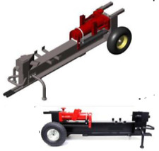 10 Ton Manual Log Splitter Part No. LS10HD With Large Wheels