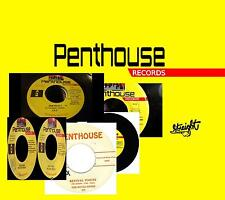 CLASSIC REGGAE REVIVE PENTHOUSE RECORDS MIX CD