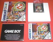 Game Boy Color Extreme Ghostbusters [EUR] Complet Nintendo Super No NES 64 *JRF