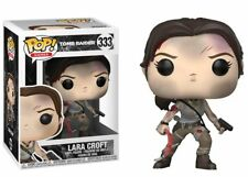 Lara Croft Tomb Raider Funko Pop Games Figure