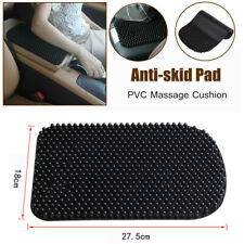 Car Interior Massage Cushion Anti-skid Armrest Pad Cover dust-proof Protect Pad