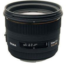 Sigma Fixed Focus Camera Lens for Nikon F