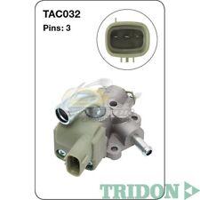 TRIDON IAC VALVES FOR Toyota Hilux RZN149/154/169/174 04/05-2.7L   Petrol TAC032