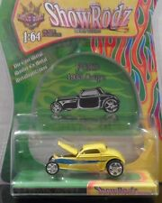 YAT MING 1933 FORD COUPE FROM SHYNE RODZ SHOW RODZ SERIES 1/64 SCALE DIECAST HTF