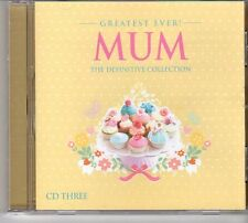 (FD437C) Greatest Ever! MUM The Definitive Collection, 3 CDs - 2014 CD