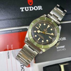 Tudor Black Bay Green Harrods Edition 79230G Green - PX & Finance Available