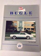 Buick Bugle Magazine 1996 Model 49487 May 1991 032217NONRH
