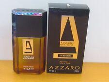 Vintage AZZARO Pour Homme Cologne 1.0 oz Eau De Toilette Spray NIB OLD FORMULA