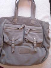 Liebeskind Berlin - Grey Suede - Shoulder or Hand Bag