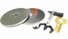 DIVIDING HEAD INDEXING PLATES FOR HV8 /10/12/ 14 ROTARY TABLE - MILLING MACHINE