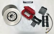 VAUXHALL ASTRA MK5 VXR BREMBO BRAKE UPGRADE KIT ZAFIRA B 321MM