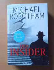 Michael Robotham   Der Insider