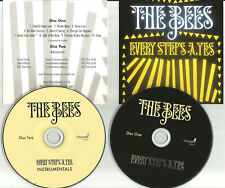 Band of THE BEES Every Step's A Yes PROMO 2 CD INSTRUMENTAL DISC EUROPE ADVNCE