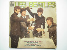 Les Beatles 45Tours EP vinyle It's Only Love / Tell Me What You See