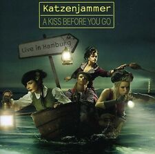 Katzenjammer - Kiss Before You Go-Live in Hamburg [New CD] Germany - Import