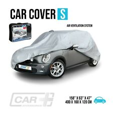 Car Cover Small Resist Waterproof Protection All Weather Air Ventilation System