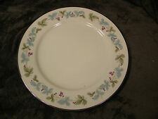 MS Fine China of Japan Vintage #6701 Grapes and Leaves Dinner Plate 10 1/4""