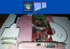 Visiontek ATI Radeon X1300 256MB Dual DVI Desktop ATX PCI Video Card + Drv & Cbl