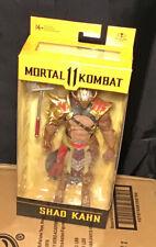 "McFarlane  Mortal Kombat 11  Shao Kahn  7"" Action Figure  Anime  In Stock  MIP!"