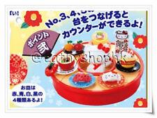 Re-ment RARE Sanrio Miniature Hello Kitty Sushi Bar - No.2,3,4