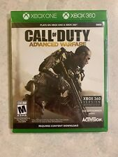 NEW Call Of Duty Advanced Warfare XBox One & 360 Sealed Complete.