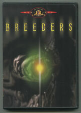 Breeders Frances Raines Dvd Terrifying Sci Fi Movie