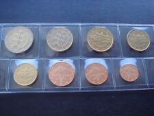 Slovakia 2010 year UNC coin set from 1 cent - 2 euro 3,88 euro total 8 coins