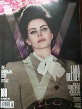 V Magazine 108 Featuring Lana Del Rey
