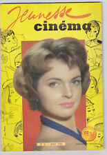 JEUNESSE CINEMA N° 21 AZNAVOUR BRIALY CAROL GRECO MONTANT MARAIS VANEL VENTURA