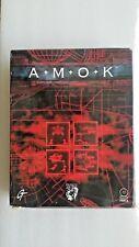 Amok (Pc Windows 1996) Edición Caja Grande