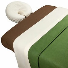 Body Linen Forest Glade™ Theme Massage Table Sheet Set with Blanket
