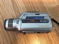 Sony Mic n Micro M-100MC Handheld Cassette Voice Recorder