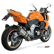 Mivv Kawasaki Z 1000 2007 07 Terminale Di Scarico Marmitta Suono Inox Moto