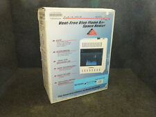 NOS! PRO-COM MD100HBA BLUE FLAME GAS WALL HUNG SPACE HEATER, VENT-FREE 10K BTU
