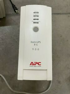 APC BACK-UPS RS 900  RS900 UPS Uninterruptible Power Supply, BR900 No Batteries.