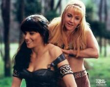 XENA WARRIOR PRINCESS & GABRIELLE 8X10 OFFICIAL CREATION PHOTO #73 - RARE