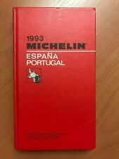 Guide Michelin Espana 1993