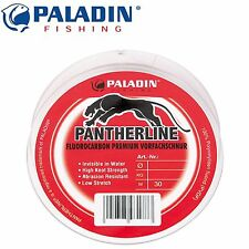 Paladin Pantherline Fluorocarbon Vorfachschnur Ultrastark 0 25mm