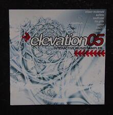 CD - Elevation 05 (Interactive Music Sampler) - Various Artists  EL 2005