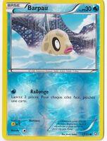 Barpau Reverse-Noir & Blanc-Dragons Exaltés-27/124-Carte Pokemon Française Neuve