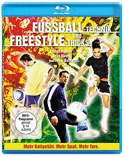 Blu-ray Fussball-Technik und Freestyle-Tricks - NEU - mit Fredi Bobic
