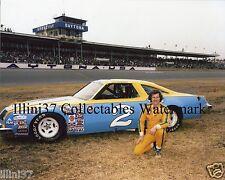 DALE EARNHARDT #2 OLDSMOBILE 1979 DAYTONA NASCAR AUTO RACING 8X10 PHOTO