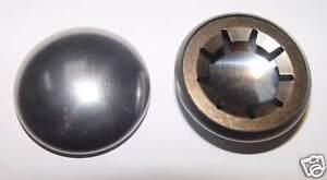 2 Stück Starlockkappen Sicherungsscheiben Sicherungskappen für Achse 20mm