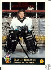 1993-94 CLASSIC PROSPECTS CARD SET -MANON RHEAUME