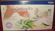Creative Quilting Kit Brother Innovis 1250 550/350se 250 F480 sewing Machine